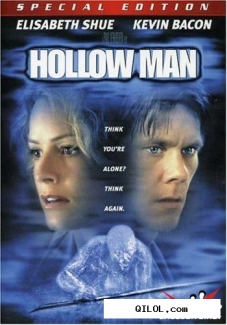 Невидимка/Hollow Man(2000)DVDRip