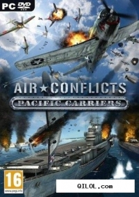 Асы Тихого океана / Air Conflicts: Pacific Carriers (2012/RUS/MULTI6/Repack by R.G ReCoding)