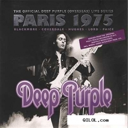 Deep Purple - The Official Deep Purple (Live - Paris 1975 Remastered, 2CD 2012)