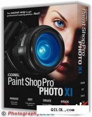 Portable Corel Paint Shop Pro X