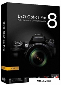 DxO Optics Pro 8.1.2 Build 188 Elite Edition (x86/x64)
