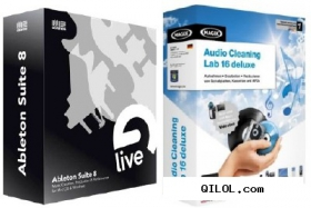 Audio Cleaning Lab Deluxe 16 + Ableton Suite 8.2 (2012)